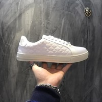 Versace Low Top Speed Sneakers Triple White Dsu6739 - Best Online Sale