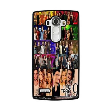 one tree hill lg g4 case cover  number 1