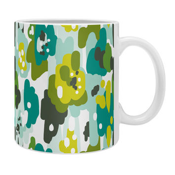 Heather Dutton Painted Camo Coffee Mug