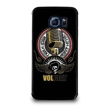 VOLBEAT HEAVY METAL Samsung Galaxy S6 Edge Case Cover