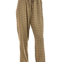 Beige Summer Trousers