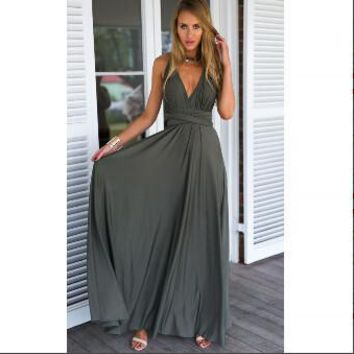 Maxi Dresses- 15 colors to choose Day-First™