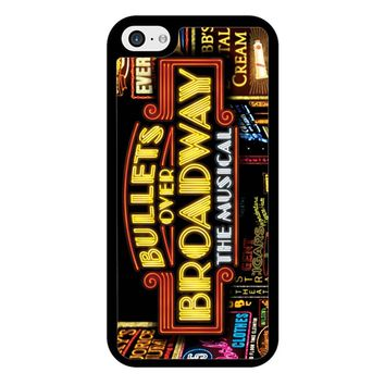Broadway Musical Light iPhone 5/5S/SE Case