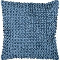Andrew Throw Pillow Blue