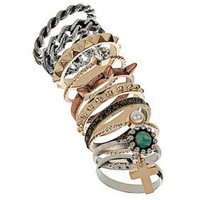 Wild Thing Bumper Ring Pack - Rings - Jewelry  - Accessories