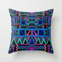 KATOK Throw Pillow by Kris Tate