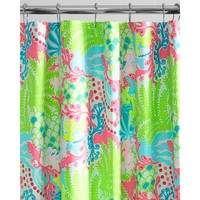 Lilly Pulitzer® Sister Florals Shower Curtain