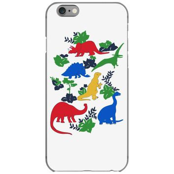 dinosaurs iPhone 6/6s Case
