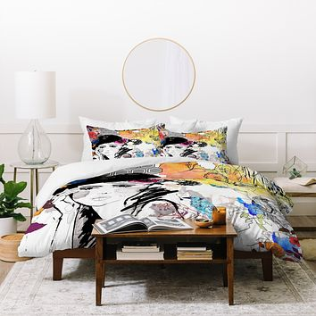 Holly Sharpe Dreamer Duvet Cover