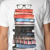 Book Stack Tee - Urban Outfitters