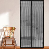 Mosquito Net Summer Mosquito Net Curtains Magnets Door Mesh Encryption Prevent Mosquito Net On the Door Kitchen Window Curtains