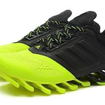 Springblade Drive Men's Sports Shoes Adidas Running Shoes Breathable Cushioning Wear