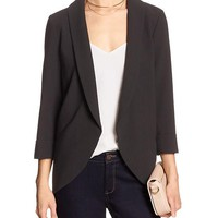 Banana Republic Womens Factory Shawl Collar Jacket