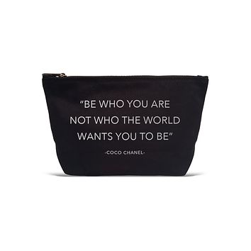 Pouch- Be Who You Are