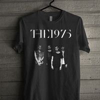the 1975 Screen print Funny shirt for t shirt mens and t shirt girl size s, m, l, xl, xxl