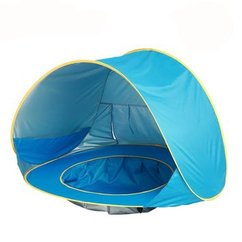 Beach Baby Tent with Pool