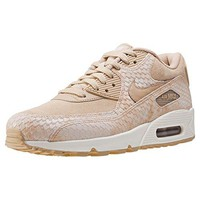 Nike Women's Air Max 90 PRM Linen/Sail 896497-200  nike air max 90