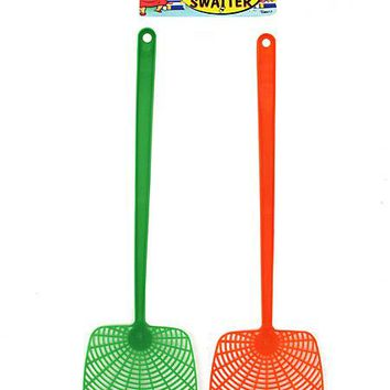 Vented Fly Swatter Set ( Case of 96 )
