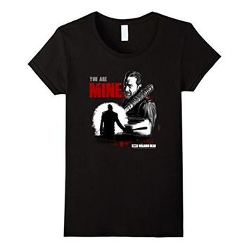 The Walking Dead Negan You Are Mine T Shirt