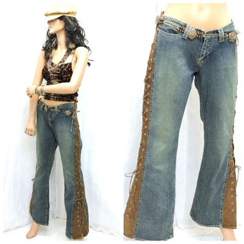 Best Vintage Bell Bottom Jeans Products on Wanelo