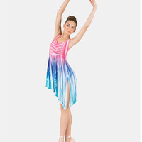 Free Shipping - Adult Lyrical Dress by WATERCOLOUR