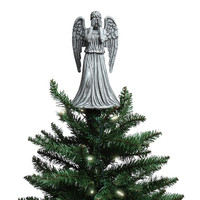 Weeping Angel Christmas Topper