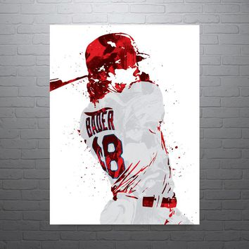 Harrison Bader St Louis Cardinals Poster