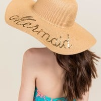 Mermaid Sun Hat