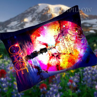Once Upon a Time Captain Hook Believe - Pillow Case,Retro Pillow,Throw Pillow,Sova Pillow,Pillow Cover.The Best Pillow.