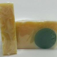 Green Eye Glow, Cold Process Hemp Soap