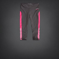 Hollister Sport Crop Leggings