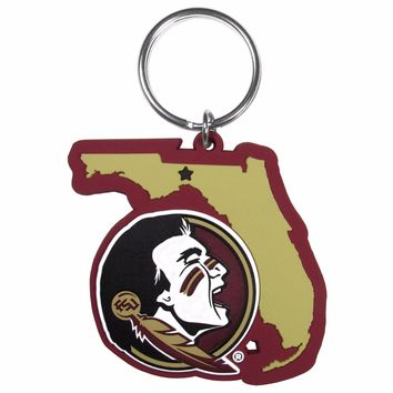 Florida State Seminoles Home State Flexi Key Chain NCAA Licensed