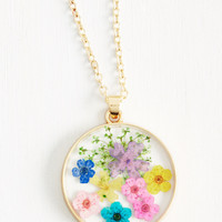 From the Blossom of My Heart Necklace | Mod Retro Vintage Necklaces | ModCloth.com