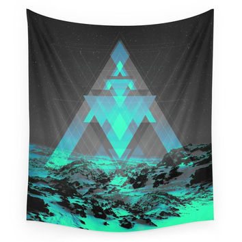 Society6 Neither Real Nor Imaginary II Wall Tapestry