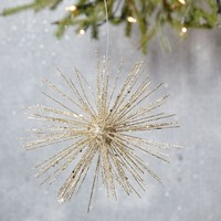 Glitter Burst Ornament