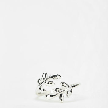 Urban Outfitters - Twisted Vine Midi Ring