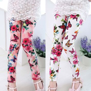 Right Away Floral Leggings