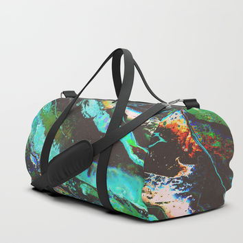 Amplify Duffle Bag by DuckyB