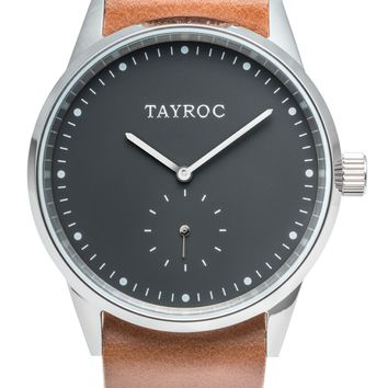 TXM083 - Tan Leather NATO