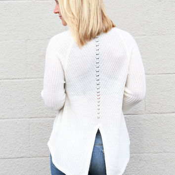 Winter Wonderland Turtleneck Sweater