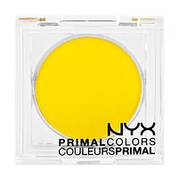 NYX - Primal Colors - Hot Yellow - PC05