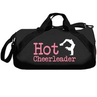 Hot cheerleader 2: glitzy and glam