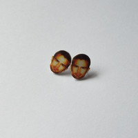 Divergent Theo James Post Stud Earrings Novelty Gift