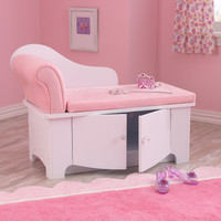 KidKraft Princess Chaise Lounge - 76262