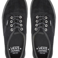 Vans California | Vans California Authentic Hiker CA Black Lace Up Sneakers at ASOS