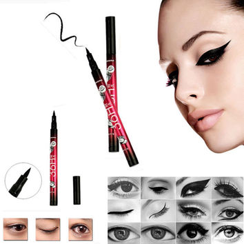 Makeup Black Waterproo Eyeliner Pencil