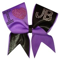 Chosen Bows I Love Justin Bieber Cheer Bow