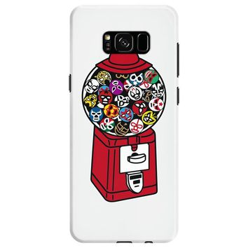 gumball machine lucha Samsung Galaxy S8