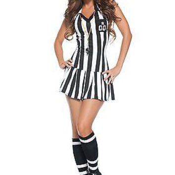 Adult Womens Referee Costume