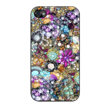 vintage bling iPhone 4 4s 5 5s 5c 6 6s plus cases